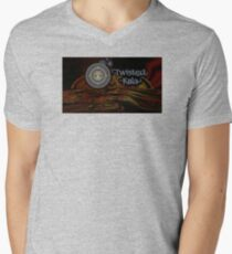 Twisted Kala - Behind the Time! V-Neck T-Shirt