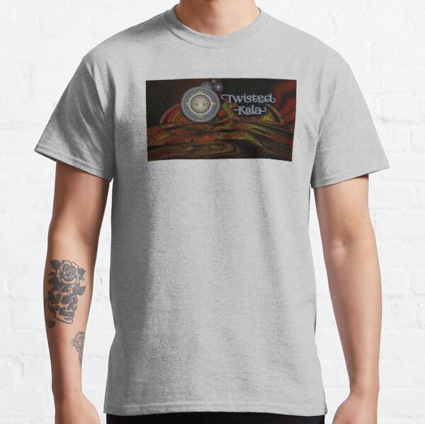 Twisted Kala - Behind the Time! Classic T-Shirt