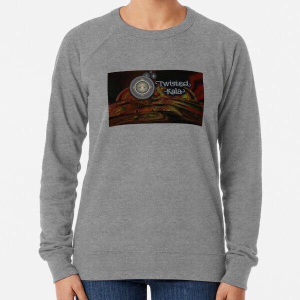 Twisted Kala - Behind the Time! Lightweight Sweatshirt
