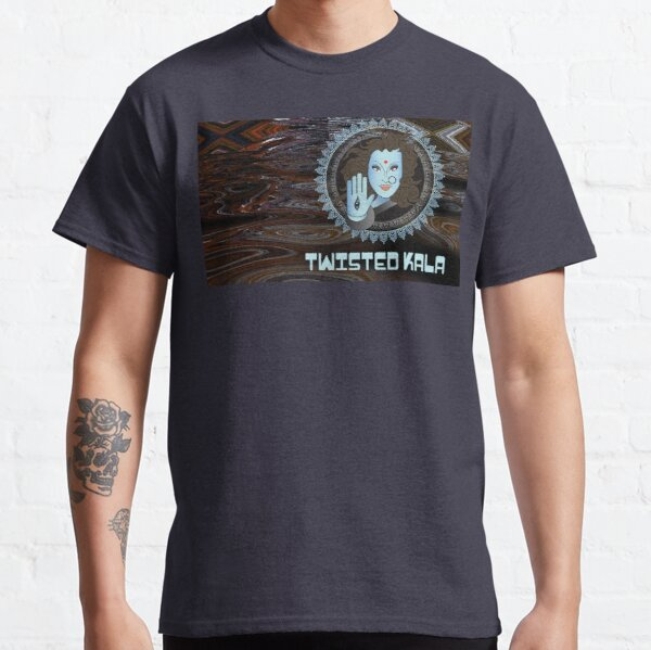 Twisted Kala Psychedelic - Magic Blessings! Classic T-Shirt