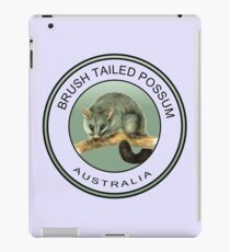 Australian brush tailed possum iPad Case/Skin