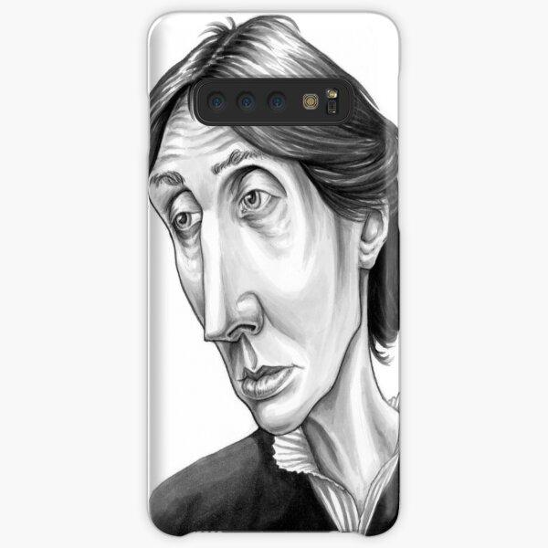 Virginia Woolf Samsung Galaxy Snap Case