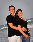 Branden and Corie by Kent DuFault