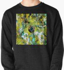 Abstract fluids Pullover Sweatshirt