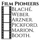 Historic Women Film Pioneers by GalsGuide