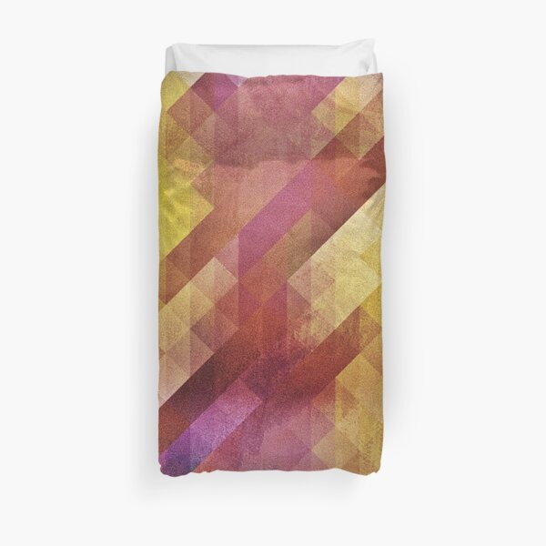Fall pattern 2  Duvet Cover