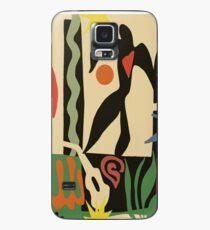 Inspiriert von Matisse (Vintage) Hülle & Klebefolie für Samsung Galaxy