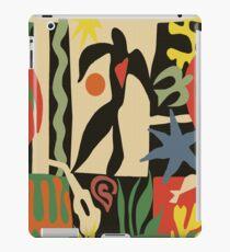Inspiriert von Matisse (Vintage) iPad-Hülle & Klebefolie