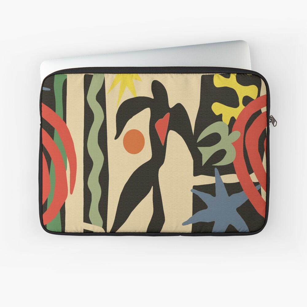 Inspired by Matisse (Vintage) Laptop Sleeve