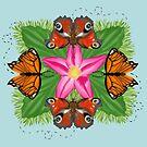 butterflies by MonsterAtePilot