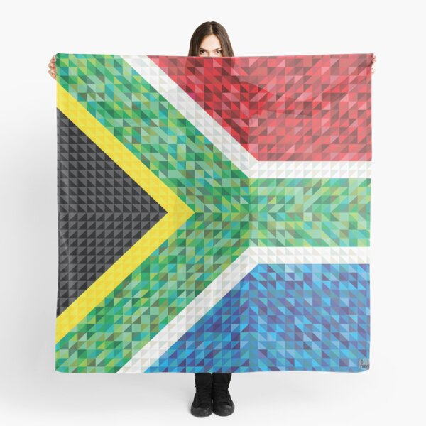 South Africa Scarf