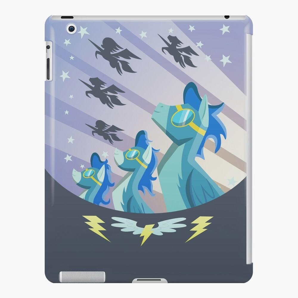 Cartel Wonderbolt Funda y vinilo para iPad