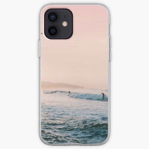 Sunset Surf Coque souple iPhone