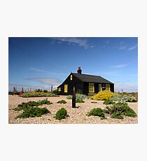 Prospect Cottage  Dungeness Photographic Print
