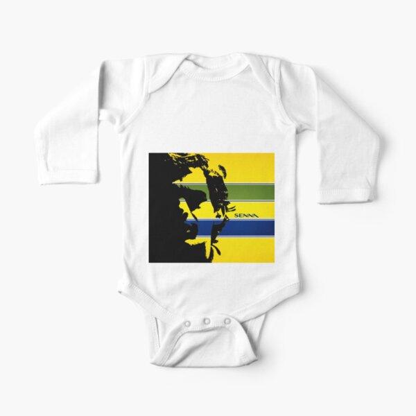 Senna - SPRT0001 Long Sleeve Baby One-Piece