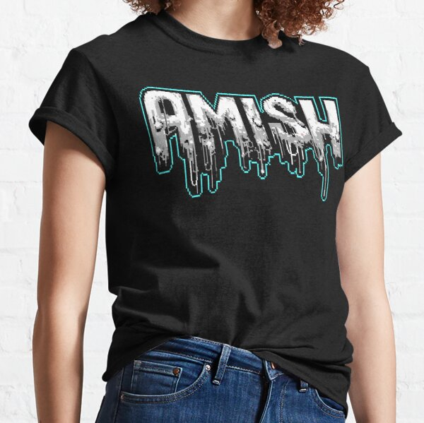 AMiSH: ANSi MASTERS iN STRAW HATS  Classic T-Shirt