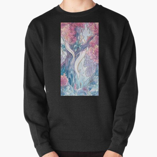 The Albino FoxDragon Pullover Sweatshirt