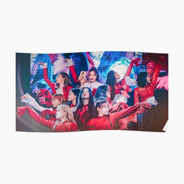 LOONA Poster