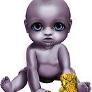 The Mini Mad Titan (BITTY BADDIES) by Jody  Parmann