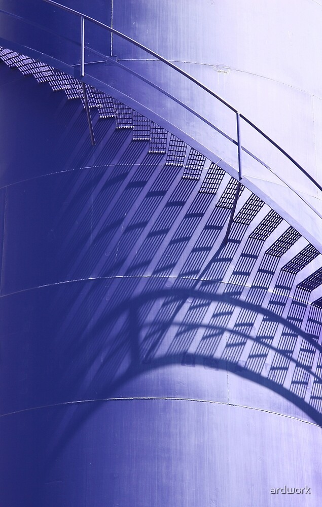 Cadbury Steps by ardwork