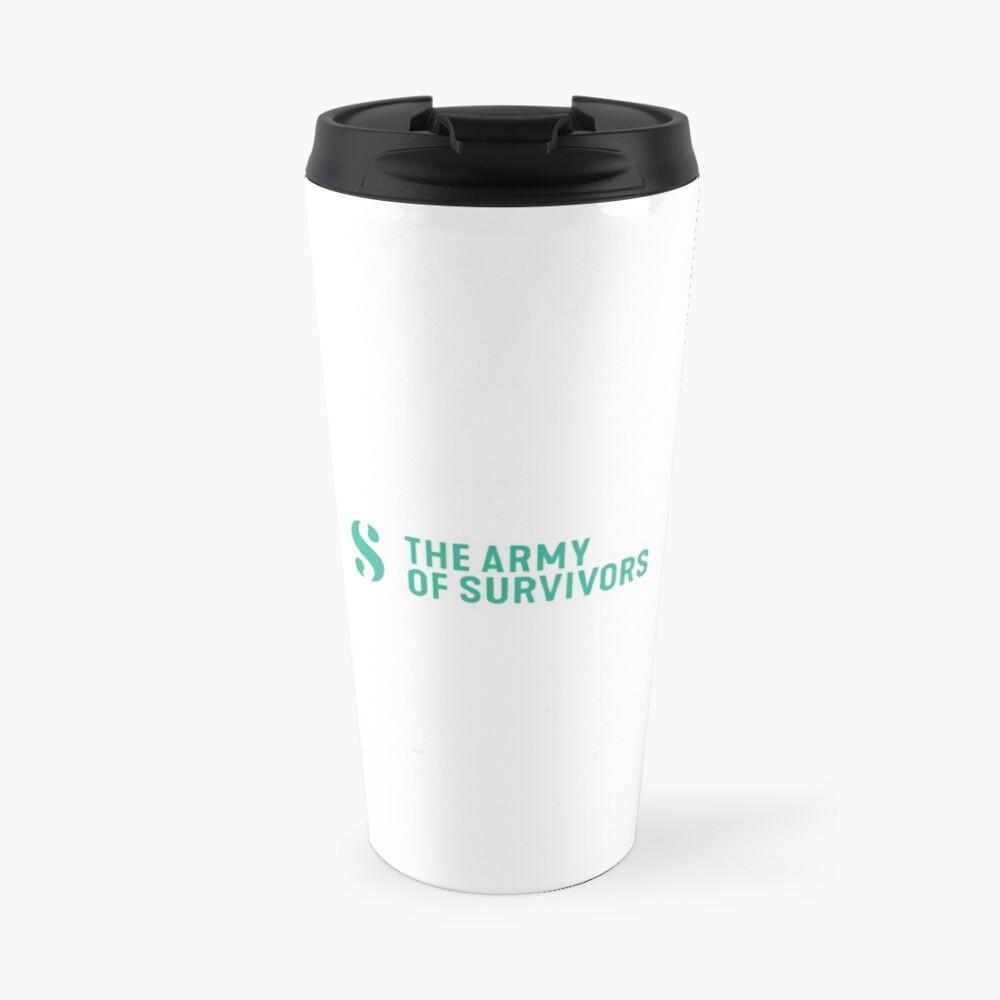 The Army of Survivors: Brand Travel Mug
