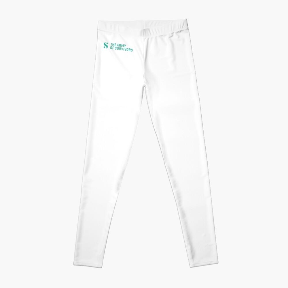 The Army of Survivors: Brand Leggings