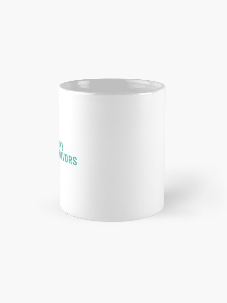 Alternate view of The Army of Survivors: Brand Mugs