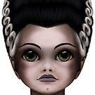 Child Bride of Frankenstein by Jody  Parmann