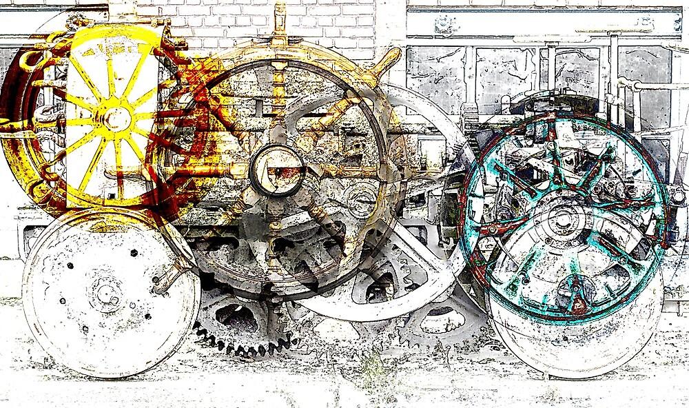 Wheels by blacknight