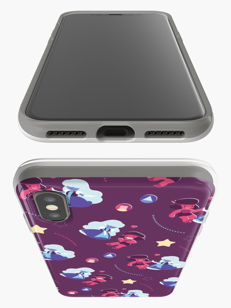 Alternate view of Ruby & Sapphire iPhone Cases & Covers