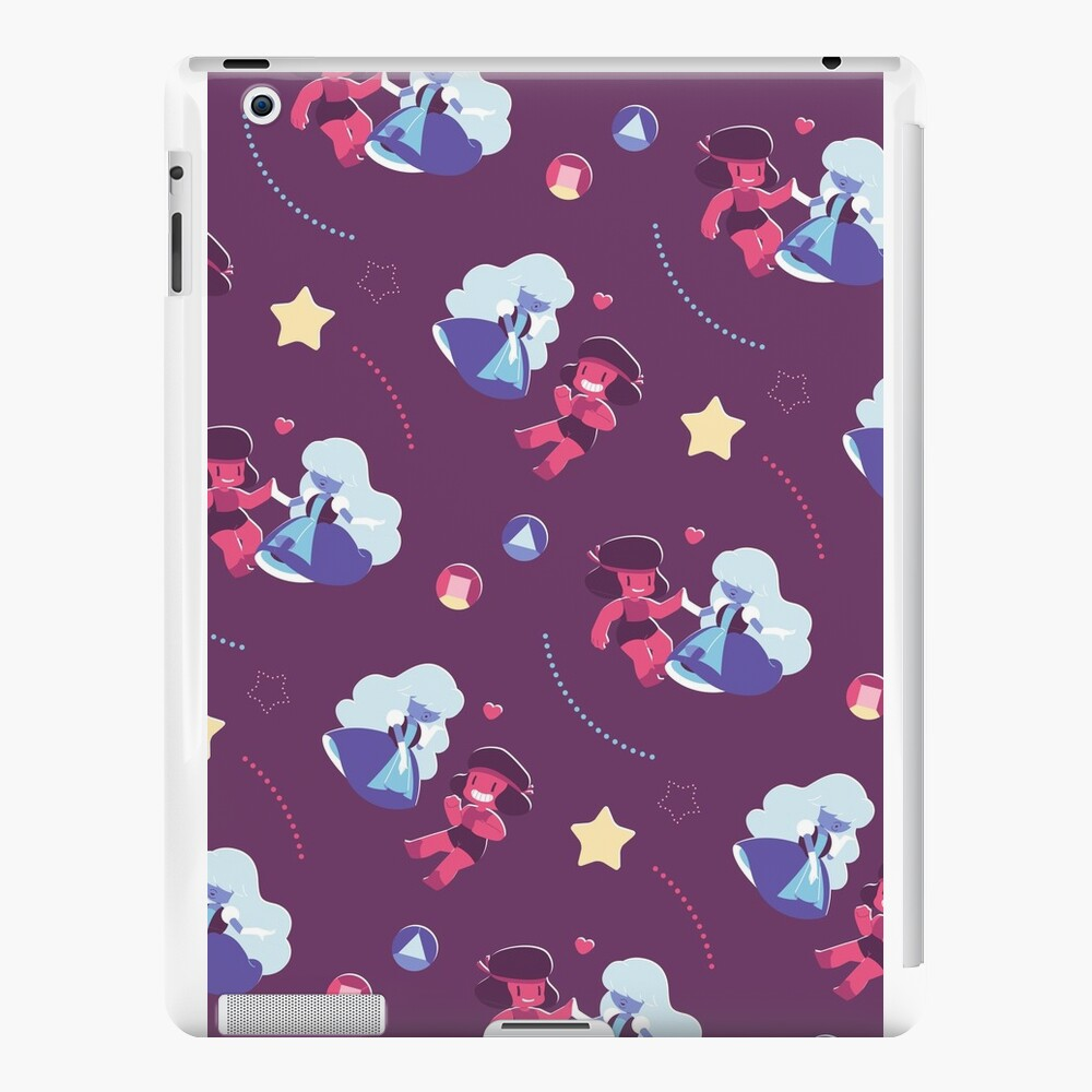 Ruby & Sapphire iPad Cases & Skins