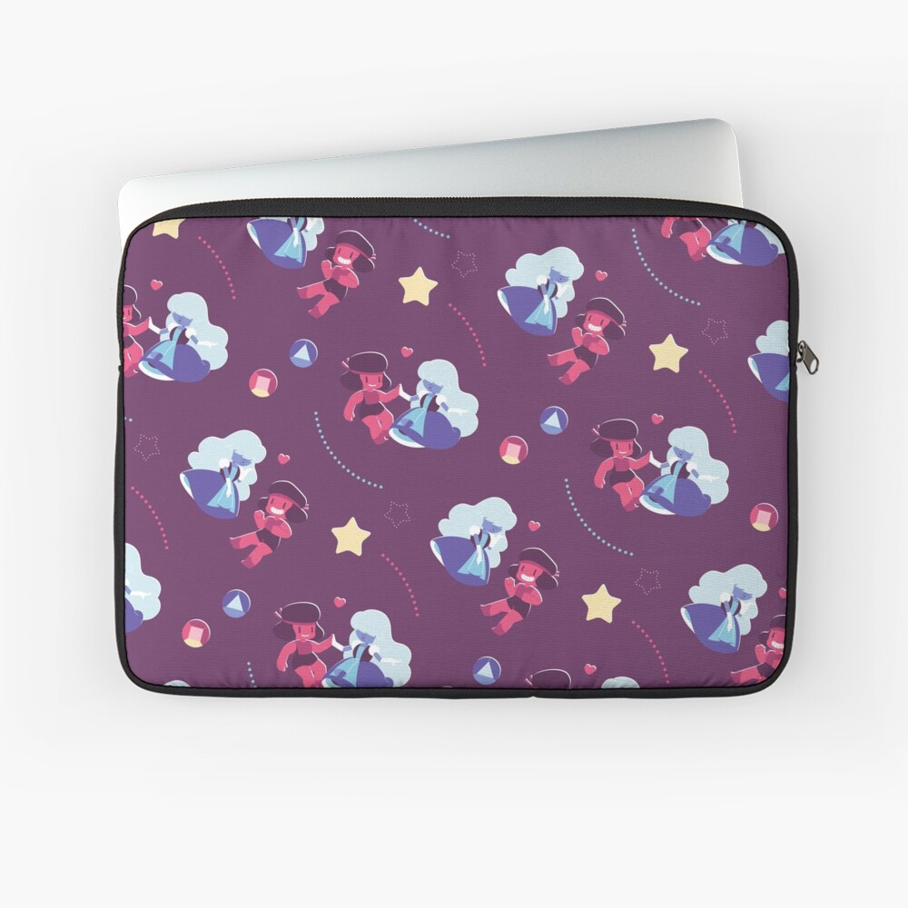 Ruby & Sapphire Laptop Sleeve