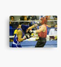 Boxing # 3 Metal Print