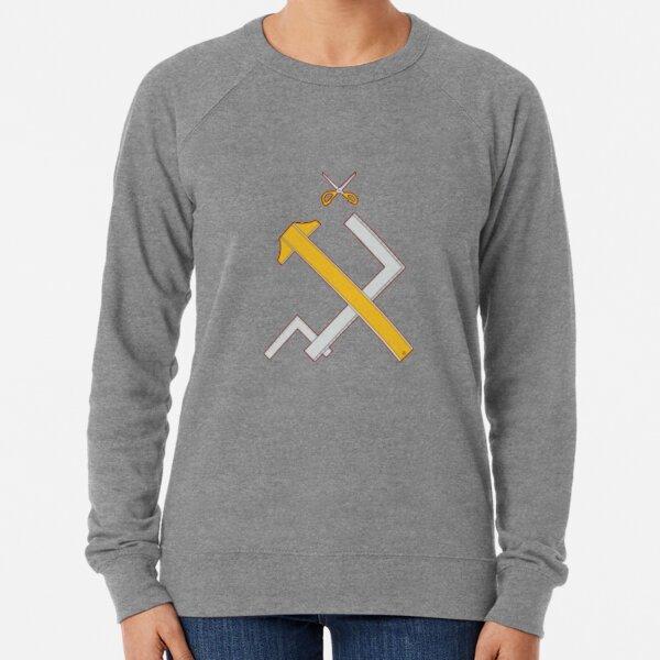 Girls Und Panzer Pravda Lightweight Sweatshirt