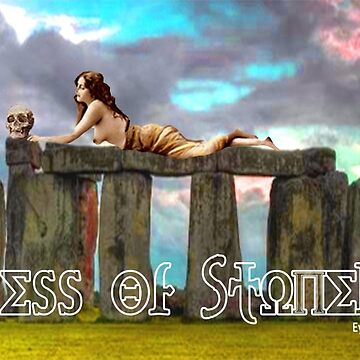 Stonehenge Goddess by EyeMagined
