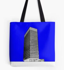 Sheffield University Arts Tower- Blue Tote Bag