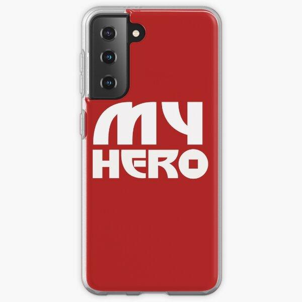 My Hero - Big Hero 6 Samsung Galaxy Soft Case