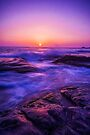 Aliso Sunset by photosbyflood