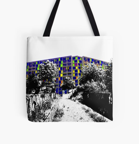 Untitled All Over Print Tote Bag