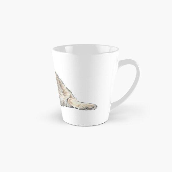 Thoughtful Eurasier  Tall Mug