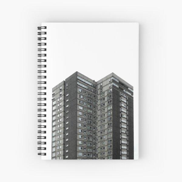Avenham , Preston UK Spiral Notebook
