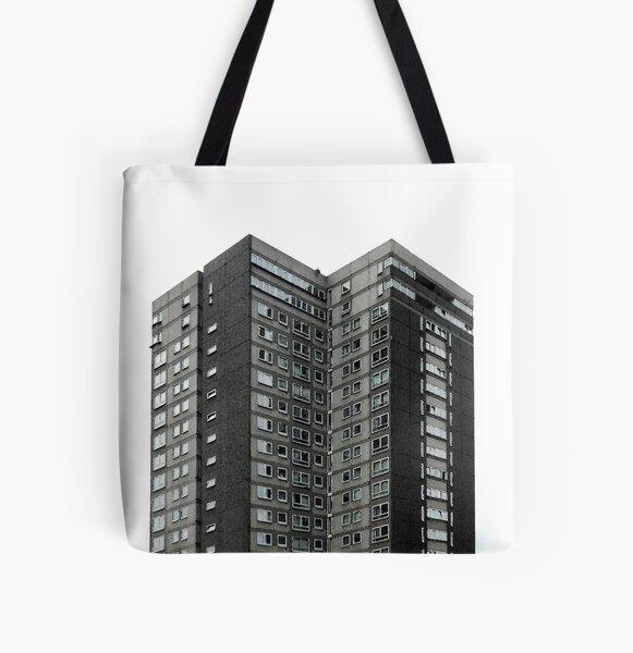 Avenham , Preston UK All Over Print Tote Bag