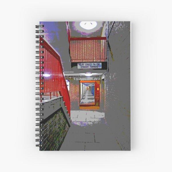 Lansdowne , Sheffield Spiral Notebook