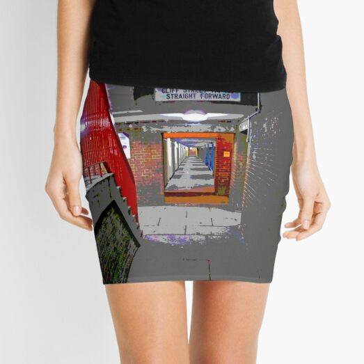 Lansdowne , Sheffield Mini Skirt