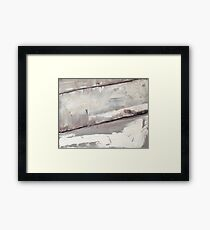 Looking Up 1 Framed Print