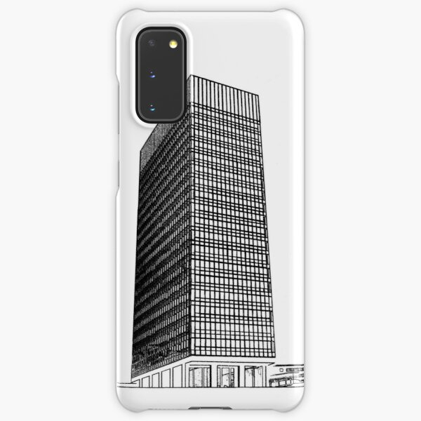 Sheffield University Arts Tower Samsung Galaxy Snap Case
