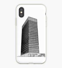 Sheffield University Arts Tower iPhone Case