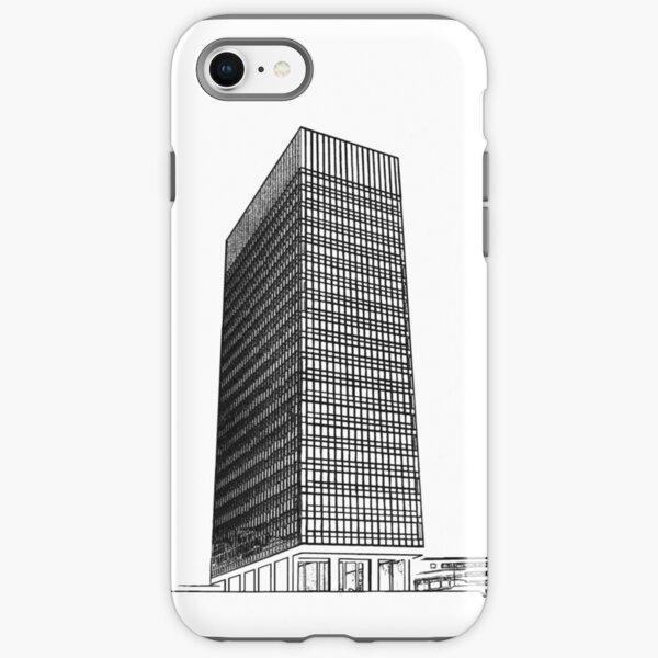 Sheffield University Arts Tower iPhone Tough Case