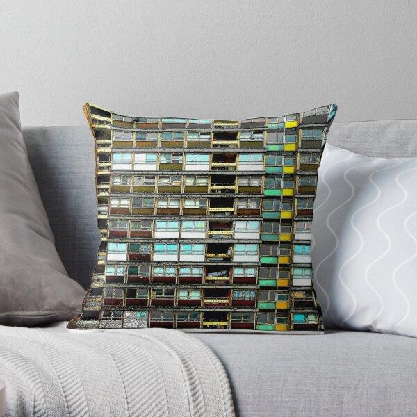 Salford - Rodney Street Throw Pillow