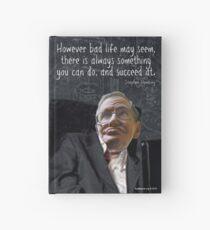 Hawking Talking Hardcover Journal